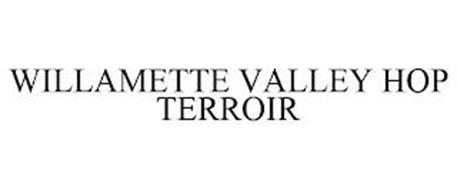WILLAMETTE VALLEY HOP TERROIR