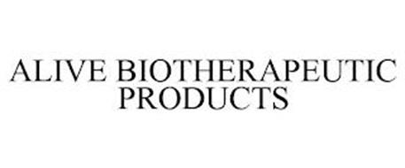 ALIVE BIOTHERAPEUTIC PRODUCTS