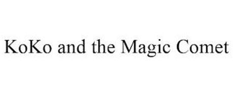 KOKO AND THE MAGIC COMET