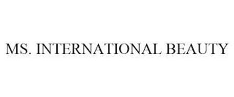 MS. INTERNATIONAL BEAUTY