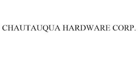 CHAUTAUQUA HARDWARE CORP.