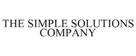 THE SIMPLE SOLUTIONS COMPANY