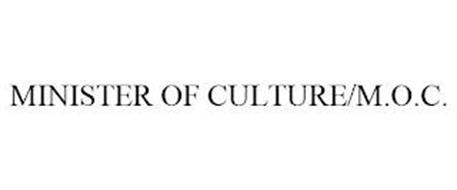 MINISTER OF CULTURE/M.O.C.