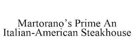 MARTORANO'S PRIME AN ITALIAN-AMERICAN STEAKHOUSE