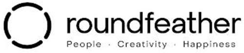 ROUNDFEATHER PEOPLE · CREATIVITY · HAPPINESS