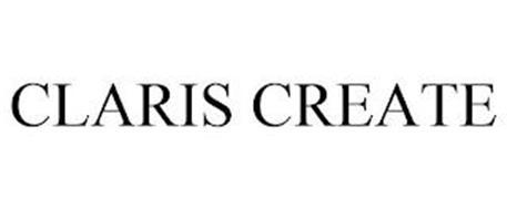 CLARIS CREATE