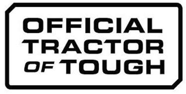 OFFICIAL TRACTOR OF TOUGH