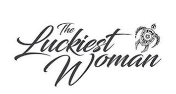 THE LUCKIEST WOMAN