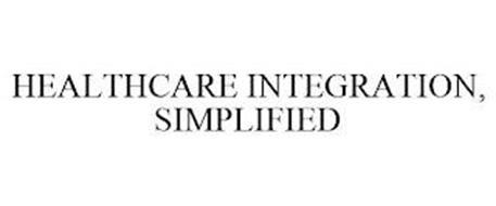 HEALTHCARE INTEGRATION, SIMPLIFIED