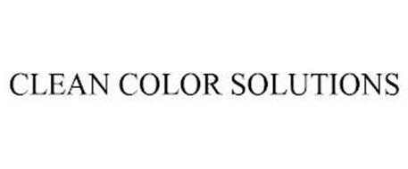 CLEAN COLOR SOLUTIONS