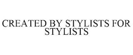 CREATED BY STYLISTS FOR STYLISTS