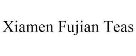 XIAMEN FUJIAN TEAS