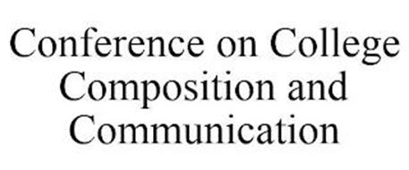 CONFERENCE ON COLLEGE COMPOSITION AND COMMUNICATION
