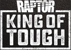 RAPTOR KING OF TOUGH