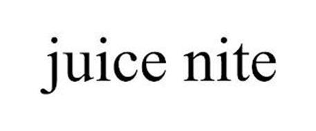 JUICE NITE