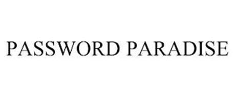 PASSWORD PARADISE
