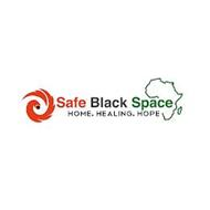 SAFE BLACK SPACE HOME.HEALING.HOPE