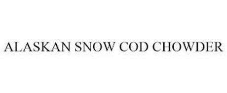 ALASKAN SNOW COD CHOWDER