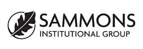 SAMMONS INSTITUTIONAL GROUP