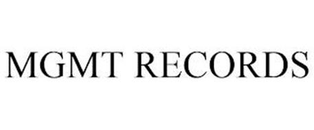 MGMT RECORDS