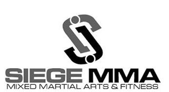 S SIEGE MMA MIXED MARTIAL ARTS & FITNESS