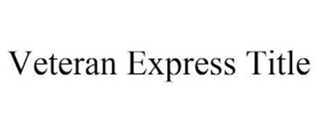 VETERAN EXPRESS TITLE