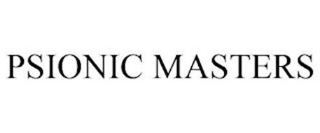 PSIONIC MASTERS