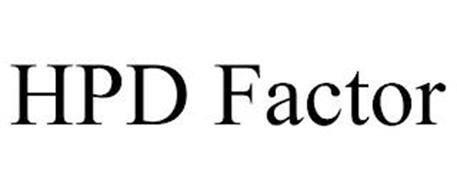 HPD FACTOR