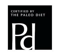 CERTIFIED BY THE PALEO DIET PD