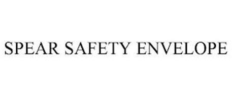 SPEAR SAFETY ENVELOPE