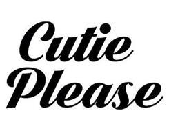 CUTIE PLEASE