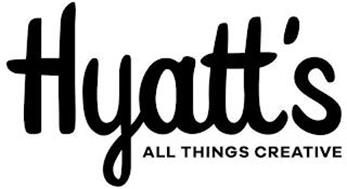 HYATT'S ALL THINGS CREATIVE