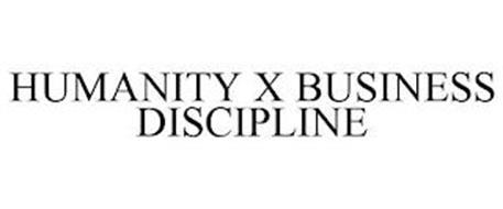 HUMANITY X BUSINESS DISCIPLINE