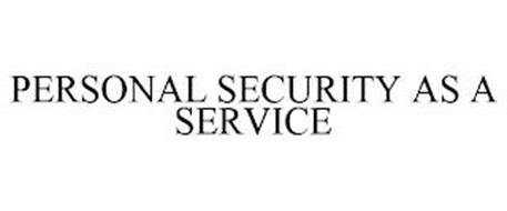 PERSONAL SECURITY AS A SERVICE