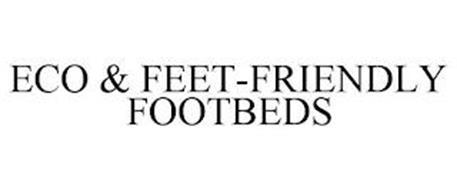 ECO & FEET-FRIENDLY FOOTBEDS