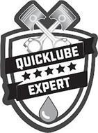 QUICKLUBE EXPERT