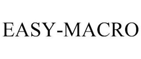 EASY-MACRO