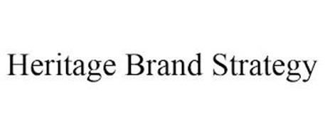 HERITAGE BRAND STRATEGY