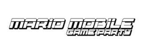 MARIO MOBILE GAME PARTY