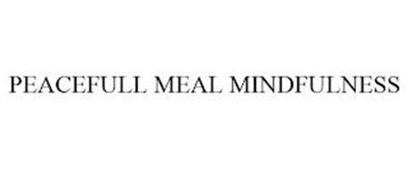 PEACEFULL MEAL MINDFULNESS