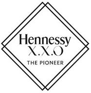 HENNESSY X.X.O THE PIONEER
