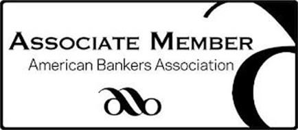 ASSOCIATE MEMBER AMERICAN BANKERS ASSOCIATION AB A