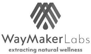 WAYMAKER LABS EXTRACTING NATURAL WELLNESS