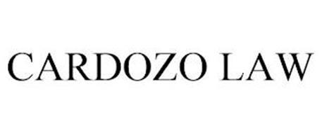 CARDOZO LAW
