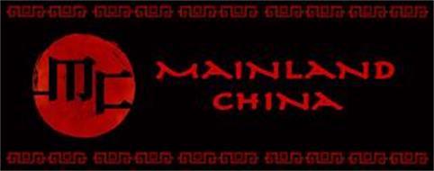 MC MAINLAND CHINA