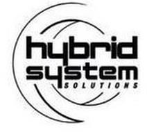 HYBRID SYSTEM SOLUTIONS