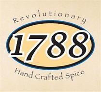 1788 REVOLUTIONARY HAND CRAFTED SPICE