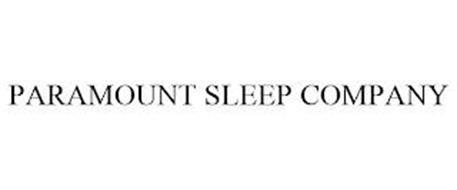 PARAMOUNT SLEEP COMPANY