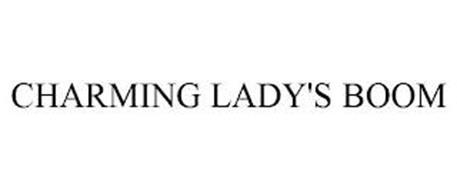 CHARMING LADY'S BOOM