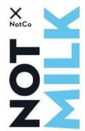 X NOTCO NOT MILK